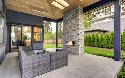 Concrete Patios Add Value to Your Home