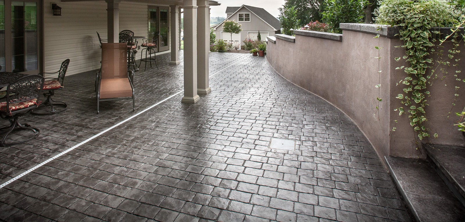Stamped Concrete Experts Example